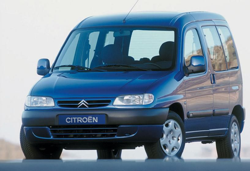 BERLINGO I phase 1 du 07/1996 au 10/2002