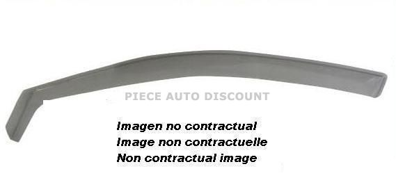 Deflecteur air Opel Corsa (06->) 3 pts