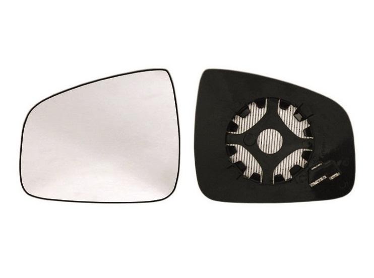 glace support r troviseur gauche chauffant dacia sandero 963664166r. Black Bedroom Furniture Sets. Home Design Ideas