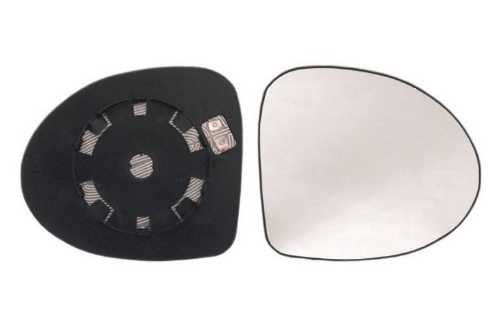 glace support r troviseur droit chauffant renault twingo 7701067338. Black Bedroom Furniture Sets. Home Design Ideas