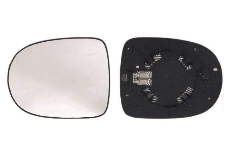 glace support r troviseur droit chauffant renault clio 7701069554. Black Bedroom Furniture Sets. Home Design Ideas